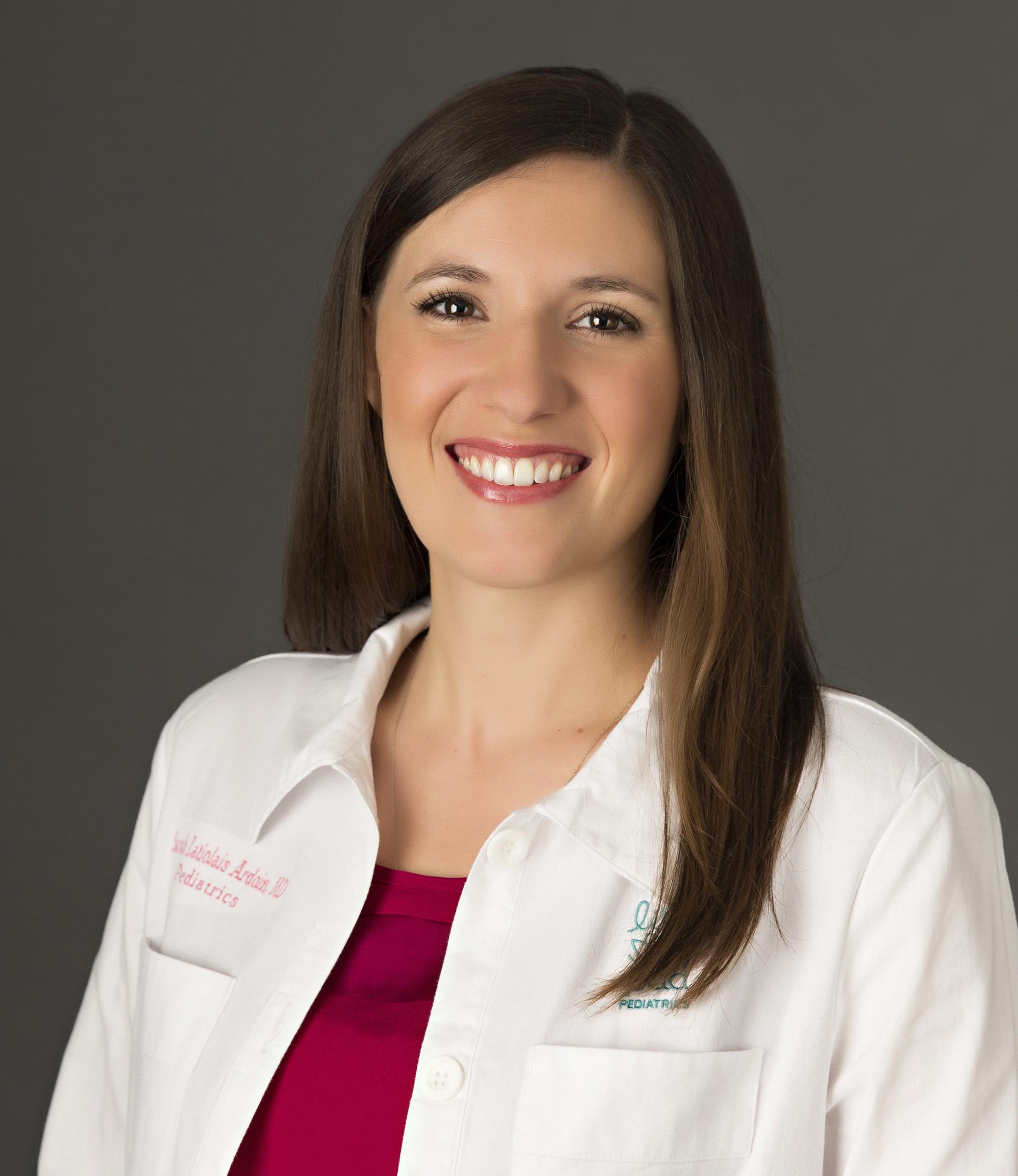 Dr. Sarah Latiolais Ardoin